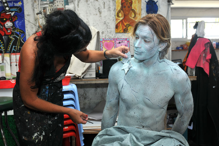 Bodypainting 02